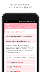 InstAddr Mod Apk- Instant Email Address (Full Unlocked) 4