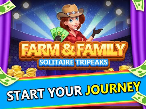 Solitaire Tripeaks: Farm and Family 0.3.9 Screenshots 15