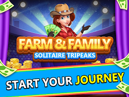 Solitaire Tripeaks: Farm and Family