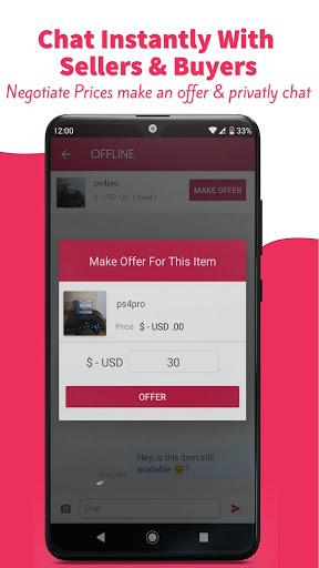 Legro - Buy & Sell Used Stuff Locally 3.6 Screenshots 10