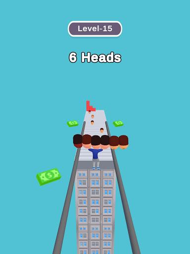 Code Triche Multi Heads 3D (Astuce) APK MOD screenshots 5