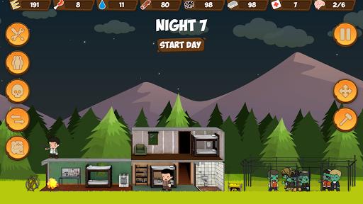 Zombie Forest HD: Survival 1.35 screenshots 9