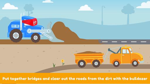 Carl the Super Truck Roadworks: Dig, Drill & Build 1.7.13 screenshots 6
