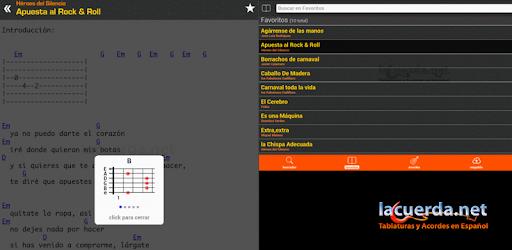 Latin Chords (LaCuerda PRO) .APK Preview 0