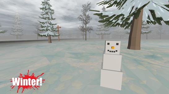 FateZ Unturned Zombie Survival Mod Apk (Bots Don't Move) 8