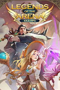 How to hack Legends of the Arena for android free