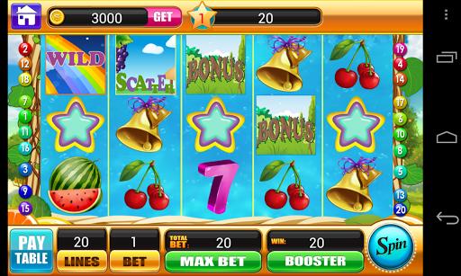 Classic 777 Fruit Slots -Vegas Casino Slot Machine apkdebit screenshots 7
