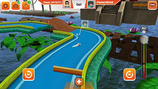 Free Mini Golf 3D City Stars Arcade – Multiplayer Rival NEW 2021 **** 5