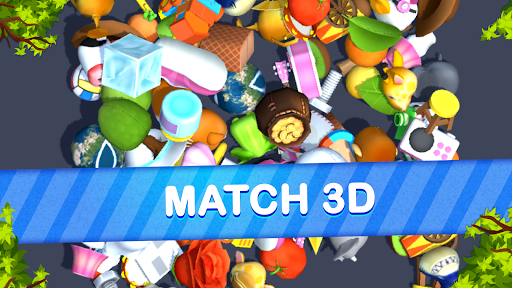 Match 3D - Pair Matching Puzzle Game  screenshots 5
