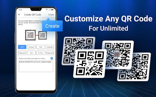 QR Code Scan & Barcode Scanner  screenshots 12