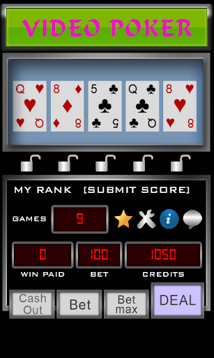 Video Poker 3.3.7 screenshots 1