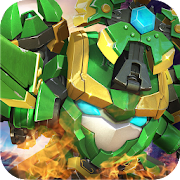 Superhero Fruit Premium: Robot Wars Future Battles