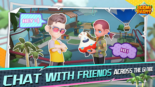 Boom! Party - Explore and Play Together apkpoly screenshots 9