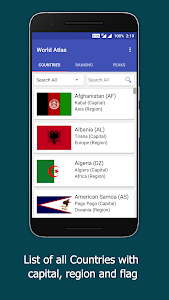 World Atlas - Country, Capital 2.3