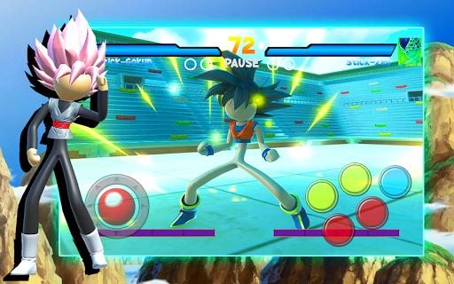 Stick Super Battle War Warrior Dragon Shadow Fight 8.0 screenshots 4