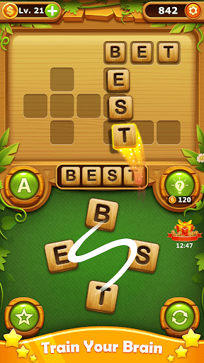 Word Cross Puzzle: Best Free Offline Word Games 3.6 Screenshots 10