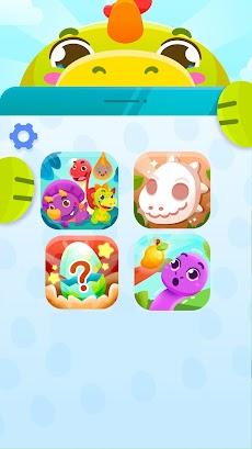 Dinosaur games for kids from 2 to 8 yearsのおすすめ画像5