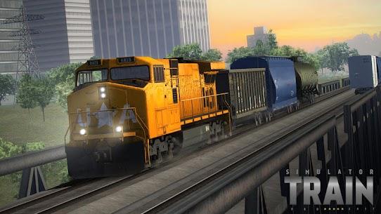 Train Simulator PRO 2018 Mod Apk 1.5 (Unlimited Money) 7