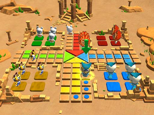 Ludo 3D Multiplayer  screenshots 11