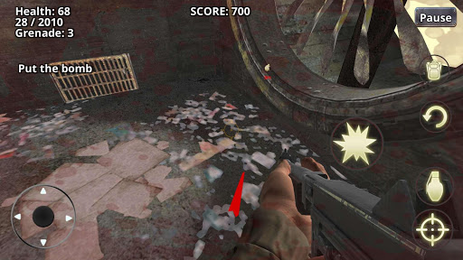 War Battleground WW2 Shooter  screenshots 16
