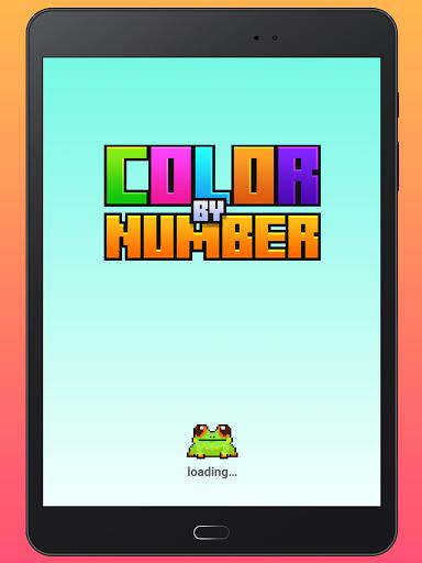 Color By Number - Unicorns Pixel Art apkdebit screenshots 16