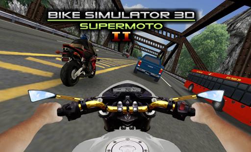 Bike Simulator 2 Moto Race Game screenshots 16