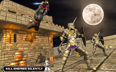 Superhero Master: League of Ninja – Kungfu Legends 5