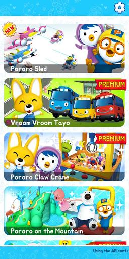 PORORO World - AR Playground  screenshots 2