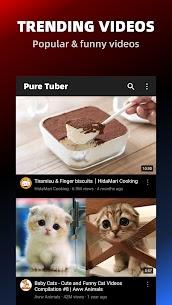 Pure Tuber Mod Apk- Block Ads for Video (Premium) 6