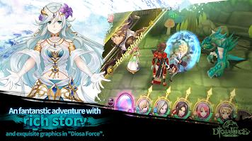 Diosa Force II Elemental Order