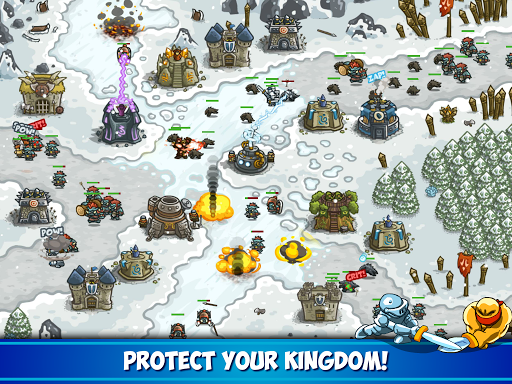 Kingdom Rush - Tower Defense Game  screenshots 12