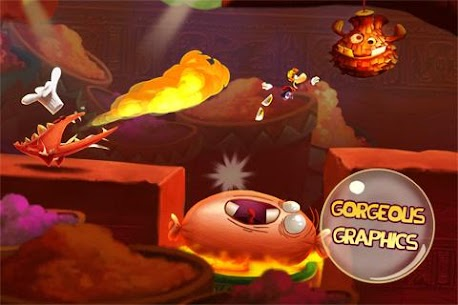 Baixar Rayman Fiesta Run Apk Última Versão 2021 4