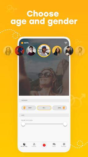 ShowMe: random video chat with strangers online 2.7.8 Screenshots 4