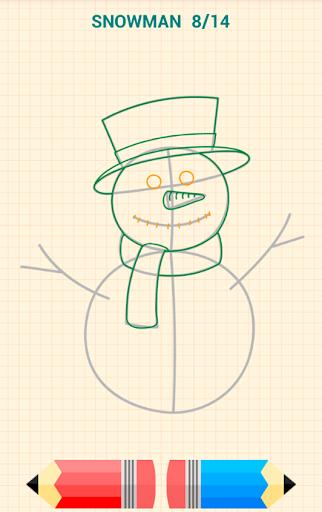 How to Draw Christmas 5.0 Screenshots 16