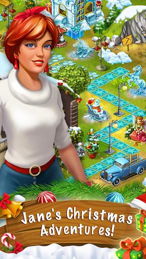 Jane's Farm: Farming Game - Build your Village 9.3.9 screenshots 1