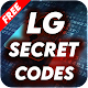LG Secret Codes 2021/Secret Codes of LG 2021 APK