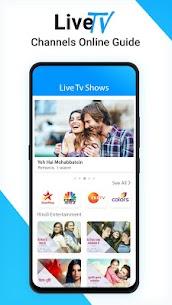 Baixar Mod Apk ao vivo da Net TV Última Versão – {Atualizado Em 2021} 2