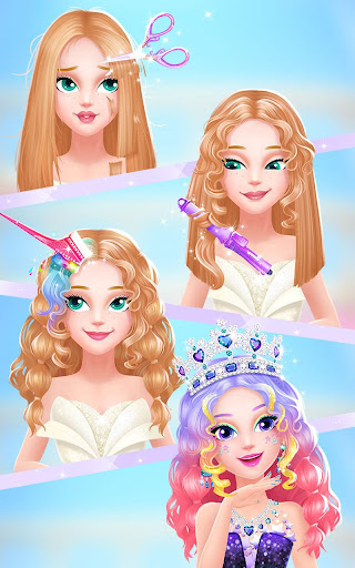 Princess Dream Hair Salon screenshots 10