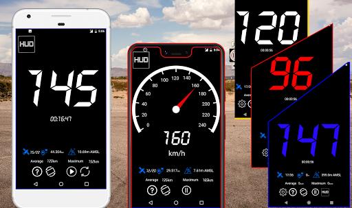 GPS Speedometer : Odometer: Trip meter + GPS speed 1.1.7 APK screenshots 1
