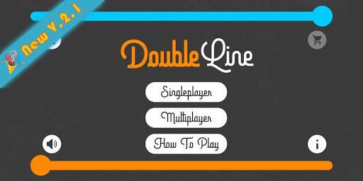 Double Line : 2 Player Games  screenshots 1