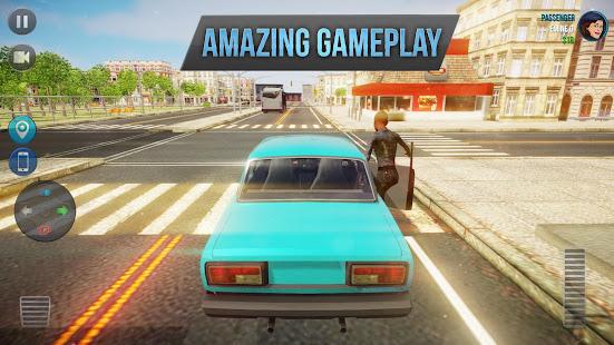 Driver Simulator Mod Apk