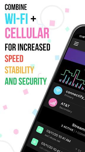 Speedify - The VPN for Live Streaming apktram screenshots 1