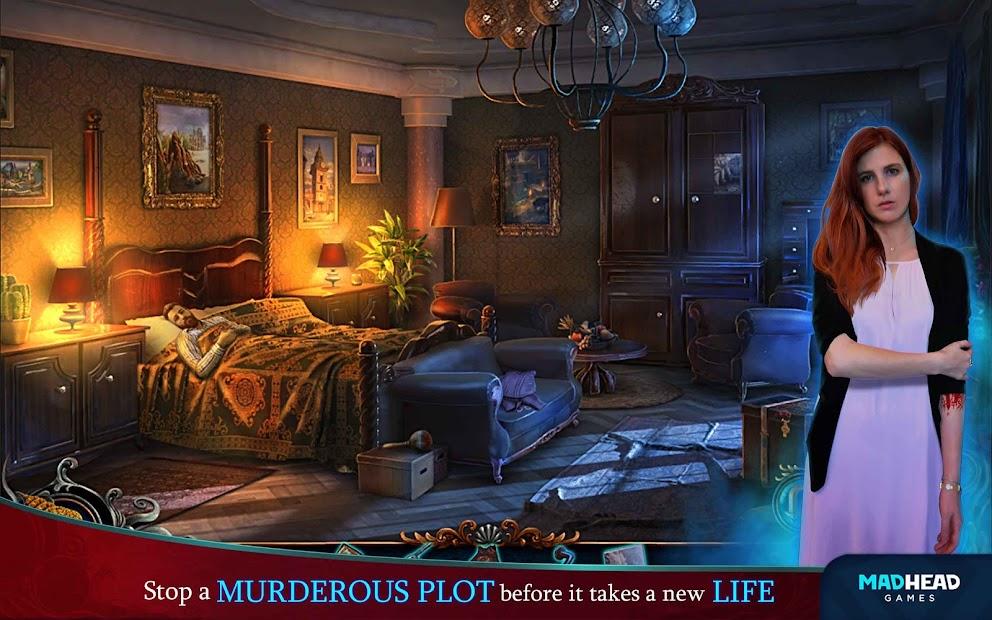 Rite of Passage: Bloodlines (Hidden Object) screenshot 5