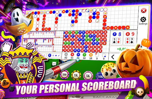 Dragon Ace Casino - Baccarat  screenshots 1