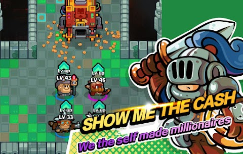 Idle Squad Mod Apk (Unlimited Diamonds/Golds) 3