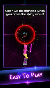 Cyber Surfer Mod Apk: Free Music Game – the Rhythm Knight 4