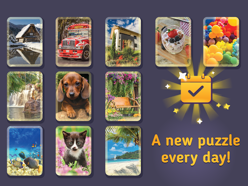 Relax Jigsaw Puzzles 2.0.11 screenshots 15