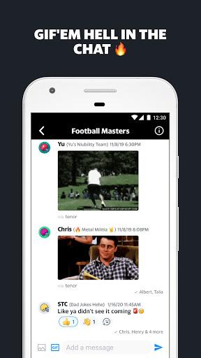 Yahoo Fantasy Sports: Football, Basketball & More modavailable screenshots 4