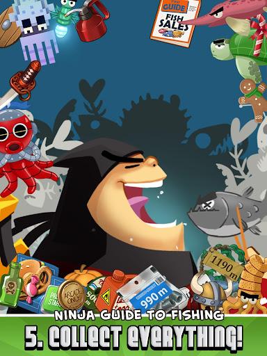 Ninja Fishing apkpoly screenshots 13