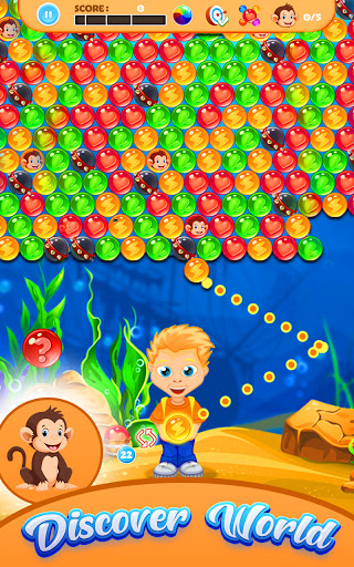 bubble shooter 2021 New Game 2021- Games 2021 screenshots 15